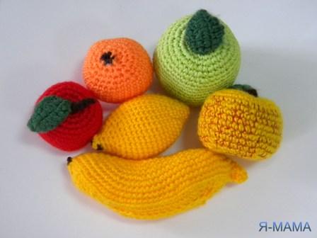 "Игрушки ""Чудо фрукты"""